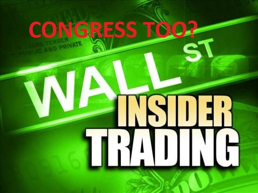 Insider Trading Ban Sent to White House