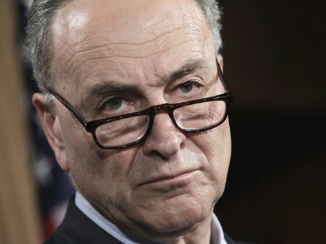 Schumer: GOP Bluffing on Debt Limit