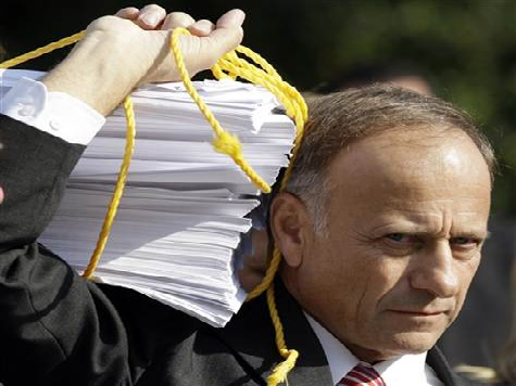 Steve King: Repeal Every Bill Obama Has Signed