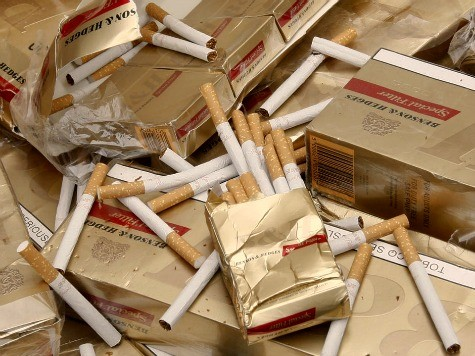 High Tobacco Taxes Spark Huge Black Market in Northeast