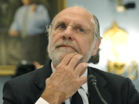 Charges Filed Against MF Corzine