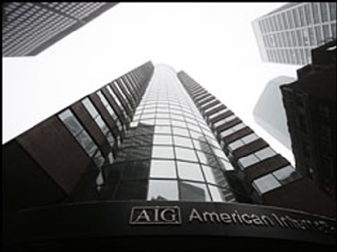 Judicial Watch Sues Fed for Records Detailing AIG Bailout