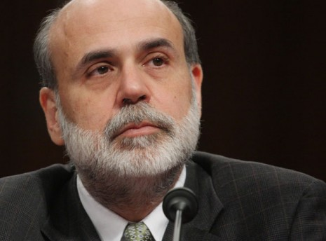 Bernanke: US job Market Remains Weak