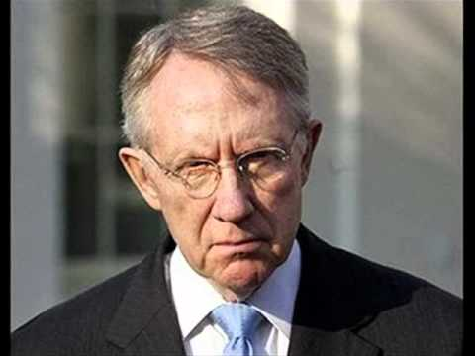 Harry Reid Blames Republicans For Poor August Jobs Report