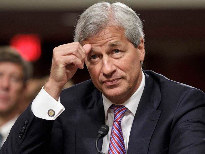 JP Morgan Losses Rise to $9B