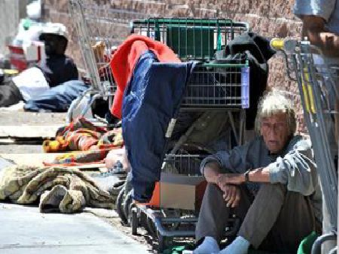 Census Bureau: Poverty At Record Levels Under Obama