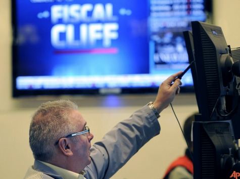 Stocks Face Uncertain Future in Fiscal Cliff Battle