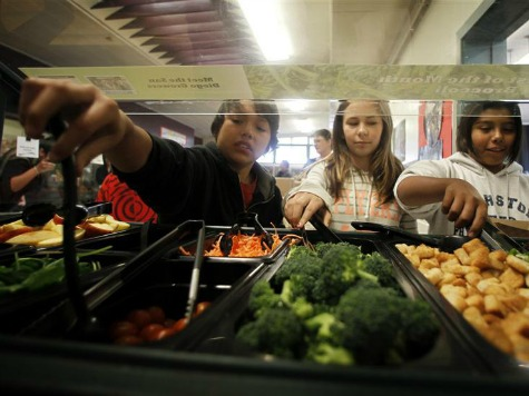 Obama School Lunch Standards: Spartan Rationing, Tossed Leftovers