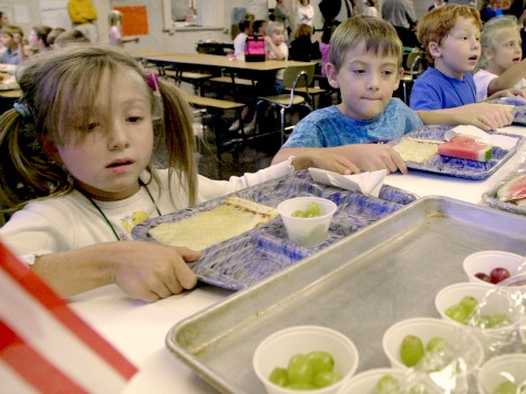 USDA: Students 'Adjusting' to Restricted Lunch Menus