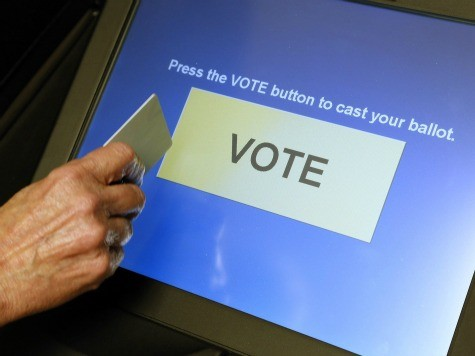 Report: Voting Machines in Battleground States Switching Romney Votes for Obama
