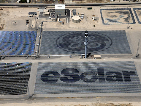 GE Primestar: Another DOE-Touted Solar Plant Fails