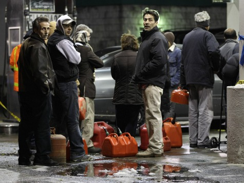 Bloomberg: Gas Rationing Could Last Weeks