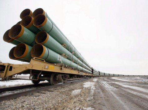 Support Growing for Keystone Pipeline