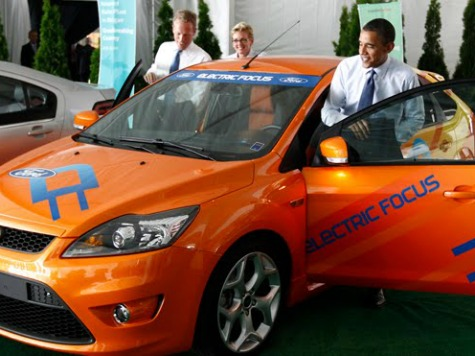 Democrats' Proposed New Tax Hits… Fuel-Efficient Cars