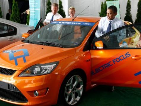 Democrats' Proposed New Tax Hits… Fuel-Efficient Cars