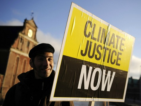 National Journal: Global Warming Hurts Poor