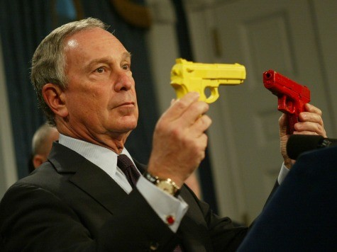 Michael Bloomberg: 'This Has Nothing to Do [with] Gun Control,' But We Want More Gun Laws