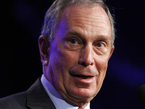 Bloomberg: NRA Dying, Americans Want More Gun Control