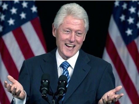 Bill Clinton Can Still Handle a Whopper