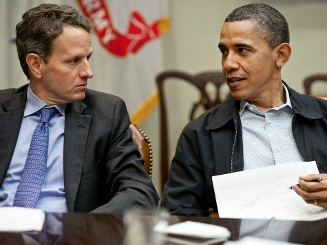 Geithner Set to Leave in January