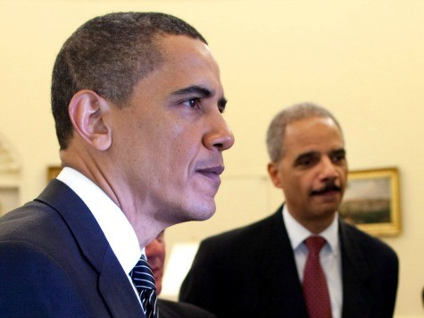 Report: Obama Asks Holder to Stay for Second Term