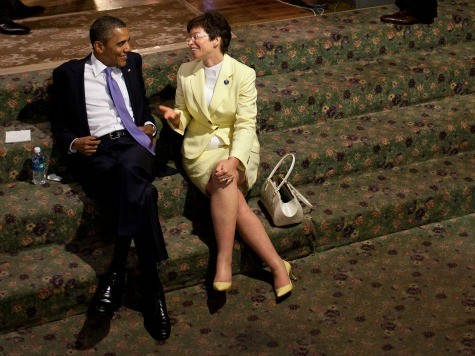Report: Valerie Jarrett Negotiating Nukes with Iran for Obama