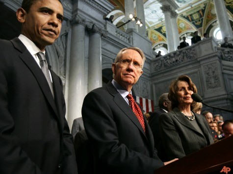 The Obama-Pelosi-Reid Cabal