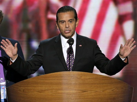 Former LA Mayor Villaraigosa Still Receiving Taxpayer-Funded Security
