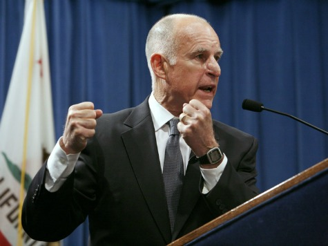California Default Risk Turns Brown into Capitalist