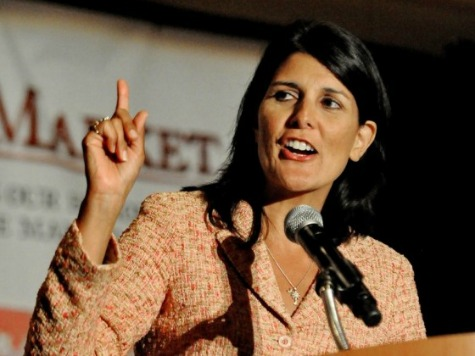 SC Gov. Haley: I Will Not Appoint Myself to DeMint Senate Seat