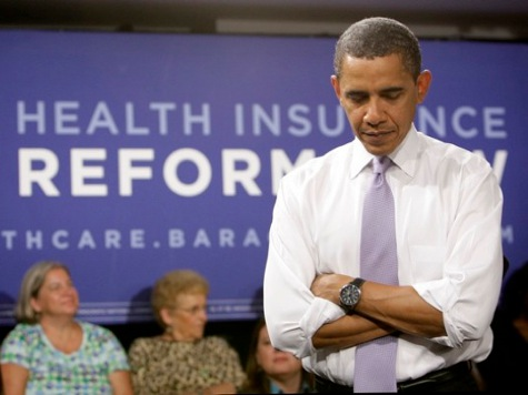 Not Affordable: IRS estimates Cheapest Obamacare Plan will Cost $20K