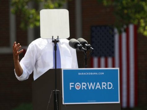 Confirmed: Obama Campaign Is Out of Ideas