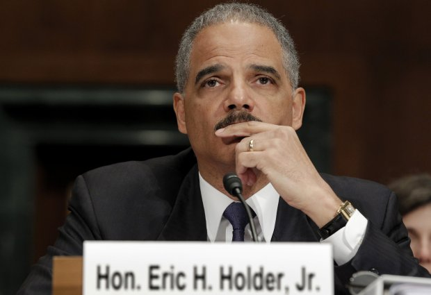 Eric Holder, DOJ Celebrate 'Sunshine Week' Amid Fast and Furious Scandal