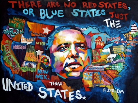 No Red States, No Blue States; Just Black and White States