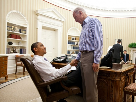 Biden's Record is Obama's Burden–and Ryan's Opportunity