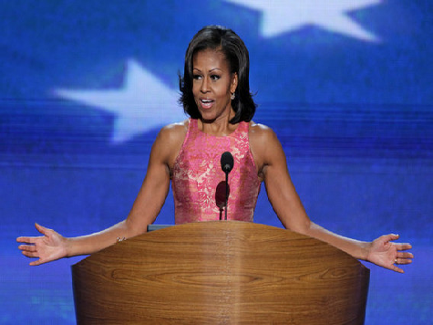 Obama Starts Ball Rolling for Michelle to Run