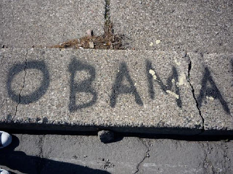Obama Campaign Giving Up the Ghost