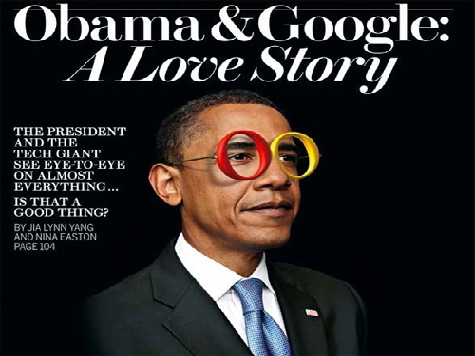 Center for Responsive Politics: Google, Microsoft, Lawyers and Lobbying Firms Show Obama the Money