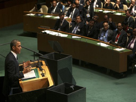 Obama's UN Speech: 'Defining Deviancy Down,' Foreign Policy Edition