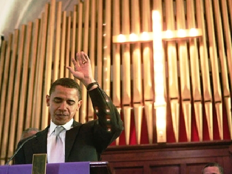 Evangelical Group Pushing Immigration Reform Doesn't Legally Exist