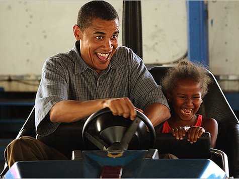 As Wheels Fall Off Obama Admin, Obama Campaign Rolls On