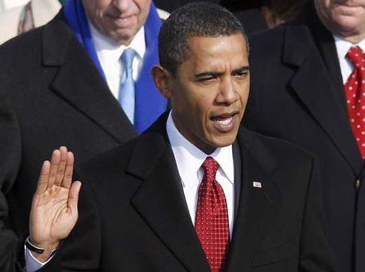 From Inauguration to Faith Healing: Obama Calls on Supporting Cast as Symbols of His Success
