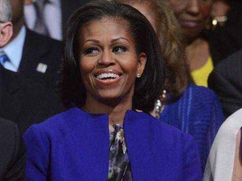 Michelle: Barack Brought 'Huge Recovery'