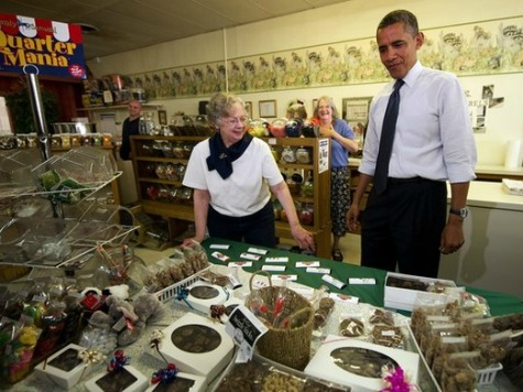 Obama Campaign Has No Security to Bar Illegal Foreign Donations