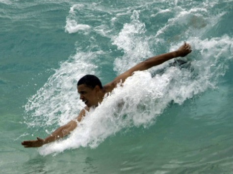 Man of the People: Obama Shuts Down Public Beaches for Fundraiser