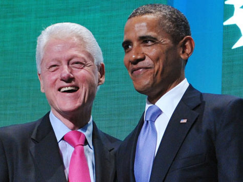Obama Turns to Bill Clinton for Foreign Policy Cred