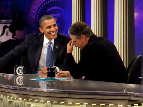 Obama Schedules Second 'Daily Show' Visit as President