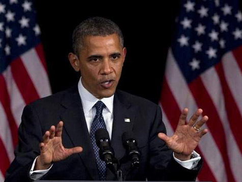 Obama Says 'Normal' For Presidents To Release Medical Records He Hasn't Released