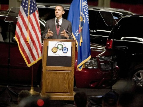 Obama Touts GM as Success While Market Share, Stock Price Decline
