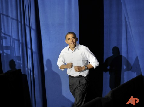 Obama's Cleveland Rally Attendance 20x Lower than 2008